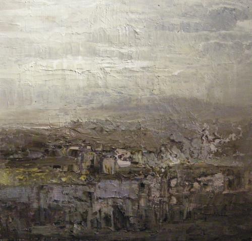Ruig landschap nr. 2